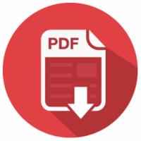 PDF Download attachment