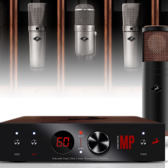 Antelope Audio Announces Availability of EDGE Strip Discrete Preamp and Modeling Mic Bundle