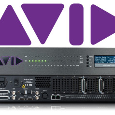 Avid Announces New Pro Tools MTRX SPQ Speaker Processing Card