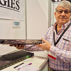 Studio Technologies Introduces New Dante-Compliant Audio Interfaces