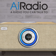 """VOIZ To Debut VOIZ AiRadio, the """"Radio You Can Talk To"""" at CES 2019"""