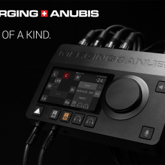 Merging Technologies Announces Anubis Multichannel AoIP Interface and Monitor Controller