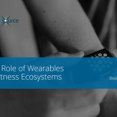 Wearables in Sport: Why the Wearable Will Ride the 'Digital Fitness Wave'