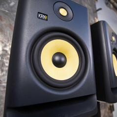 KRK ROKIT G4 Studio Monitors Are Now Available Worldwide