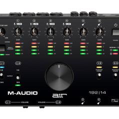 M-Audio Announces High-Performance Air Series USB-C Audio Interfaces