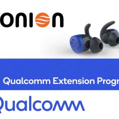 Sonion Combines Voice Pick Up Bone Sensor With Qualcomm Bluetooth SoC to Improve Speech Intelligibility