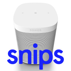 Sonos Announces Acquisition of Snips to Expand Voice Efforts