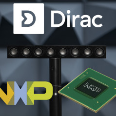 Dirac and NXP Announce Collaboration to Support i.MX 8M Chipset Family with Premium Digital Audio