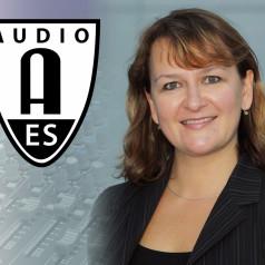 The Audio Engineering Society Welcomes Agnieszka Roginska as President