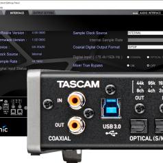 Tascam Announces USB Audio Interface Driver Version 4.0 for Windows