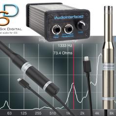 Studio Six Digital Discounts AudioTools App, Test Microphones and Interfaces