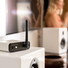 Audioengine Introduces B-Fi Wi-Fi Multiroom Music Streamer