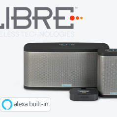 Libre Wireless Technologies Updates RIVA Speakers with Multiroom, Whole Home Audio and Latest Amazon Features