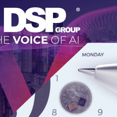 DSP Group Ships 100 Million SmartVoice SoCs