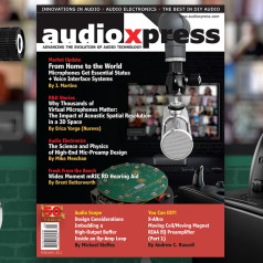 The Audio Technologies That Matter More Than Ever in audioXpress February 2021
