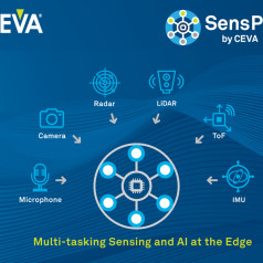 CEVA Expands Possibilities in Sensor Hub DSPs with 2nd Generation SensPro Family