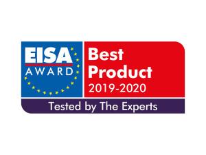 Znalezione obrazy dla zapytania eisa awards best product 2019-2020