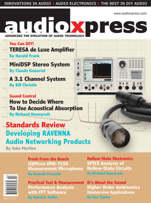 audioXpress The Leading Global Audio Engineering & Development