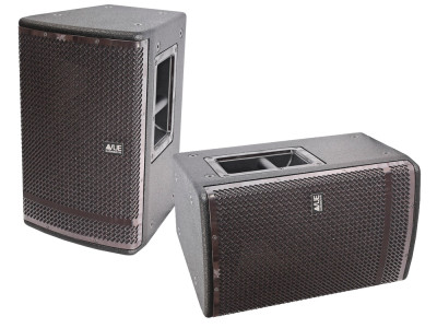 VUE Audiotechnik h-8 high definition two-way system