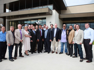 PreSonus Opens New headquarters in Baton Rouge