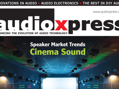 The July 2014 issue of audioXpress is now online.