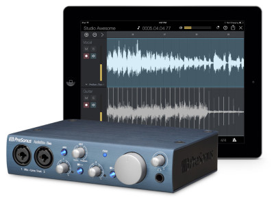 PreSonus Proposes New Mobile Recording Solutions for Mac, Windows, and iPad
