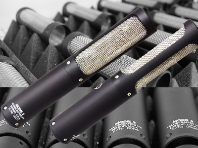 A New Ribbon Microphone from Mesanovic