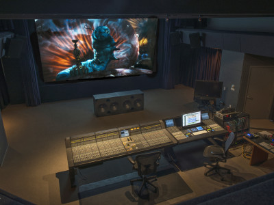 First Dolby Atmos Dubbing Stage Dedicated Exclusively to Native Mixing of Film Music