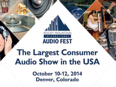 Heading to Denver for the Rocky Mountain Audio Fest