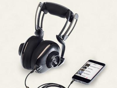 Blue Microphones Mo-Fi Active Headphones
