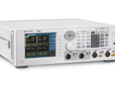 Keysight Technologies Introduces Performance Audio Analyzer