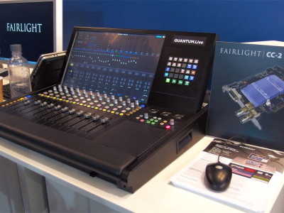 Fairlight Demonstrates Ongoing Innovation at IBC 2014