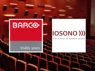 Barco and Iosono Together for Immersive Sound Experiences