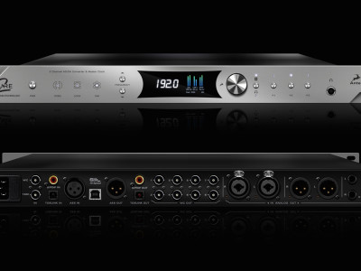 Antelope Audio Presents Pure2, Two-Channel Mastering Converter