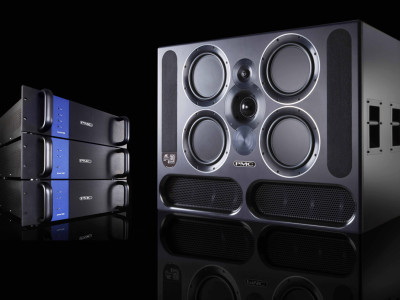 PMC Launches QB1 Active Ultra-High-Resolution Main Studio Monitors