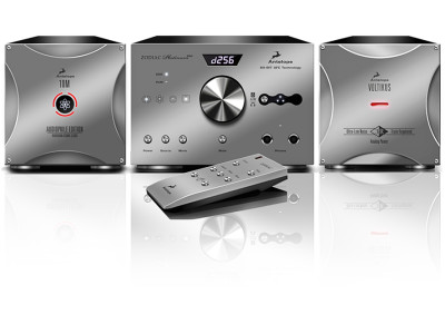 Antelope Audio Introduces the Zodiac Platinum DSD DAC and 10M Atomic Clock Combination at RMAF 2014