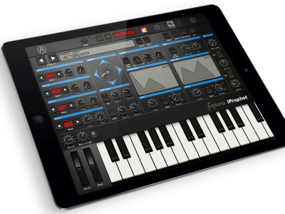 Arturia Scales Sequential Soft Synth for the iPad