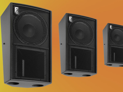 Alcons Introduces CRS12 High-Output Pro-Ribbon Surround Loudspeaker