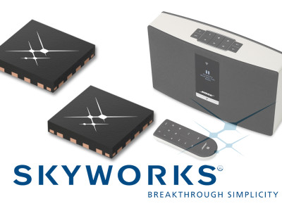 Skyworks Introduces High-Fidelity Solutions for Streaming Music Platforms at Bose and Sonos