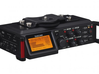 Tascam Announces DR-70D Recorder Designed For Filmmakers At Affordable Price