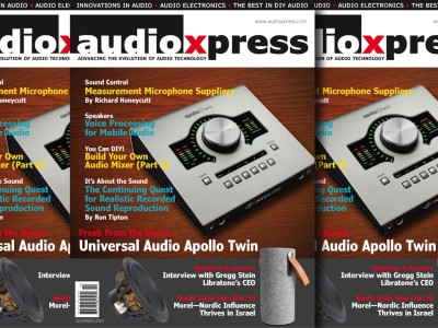 audioXpress December 2014 Is Available Online