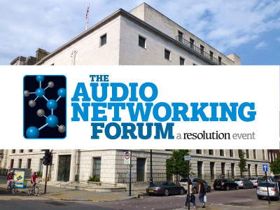 The Audio Networking Forum 2014: December 12 in London