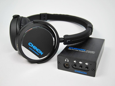 New Cheap DAC and Headphones Bundle from Chinon
