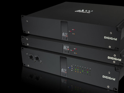 Waves Audio and DiGiCo Are Now Shipping DiGiGrid IOS