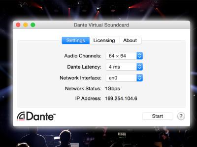 Audinate Enhances Dante Virtual Soundcard and Dante Controller