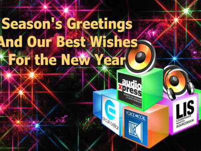Season's Greetings And Our Best Wishes For the New Year