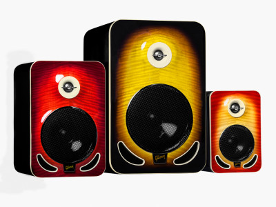 Gibson's new Les Paul Reference Monitors