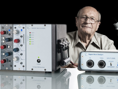Two New Rupert Neve Designs Announced at the NAMM Show