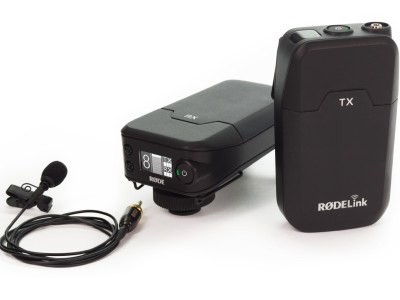 RØDE Introduces the RØDELink Digital Wireless System, New Ribbon and New Shotgun Microphones