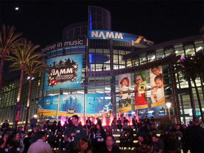 Record Breaking 2015 NAMM Show